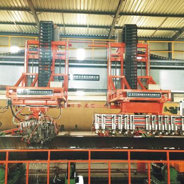 WUT系列焊管超声波自动检测设备