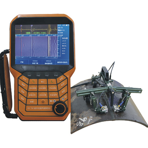 HS710 型便携式超声波检测仪